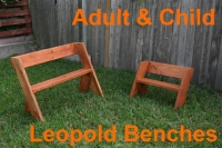 Free Leopold Bench Plans